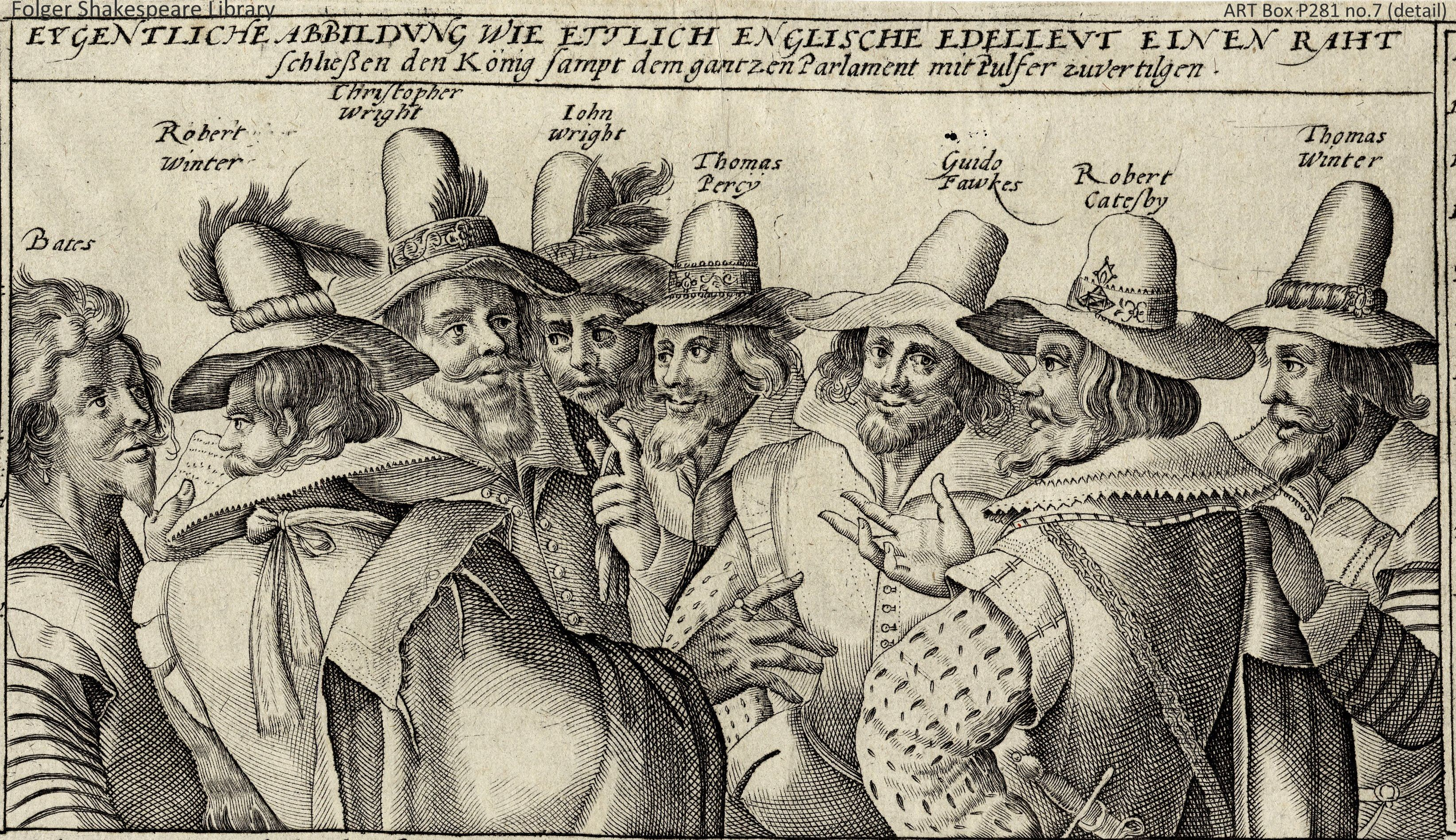 Remember, Remember, the Fifth of November - The Collation