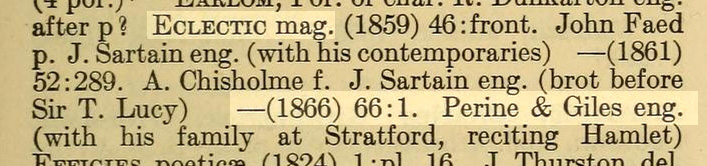 Eclectic Mag. (1866) 66:1. Perine & Giles eng.