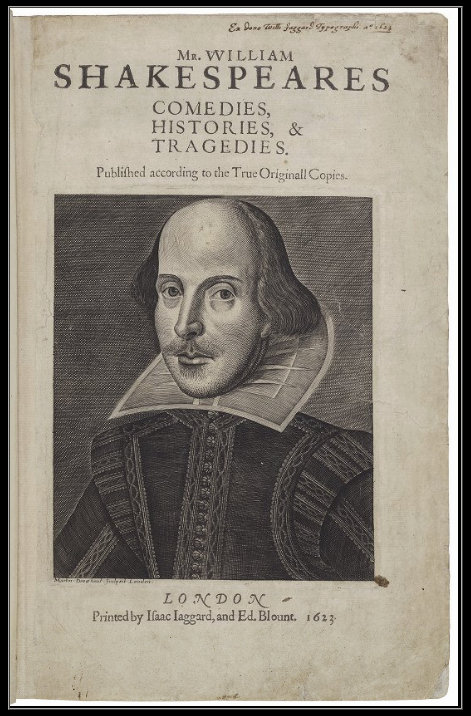 thesis on shakespeare