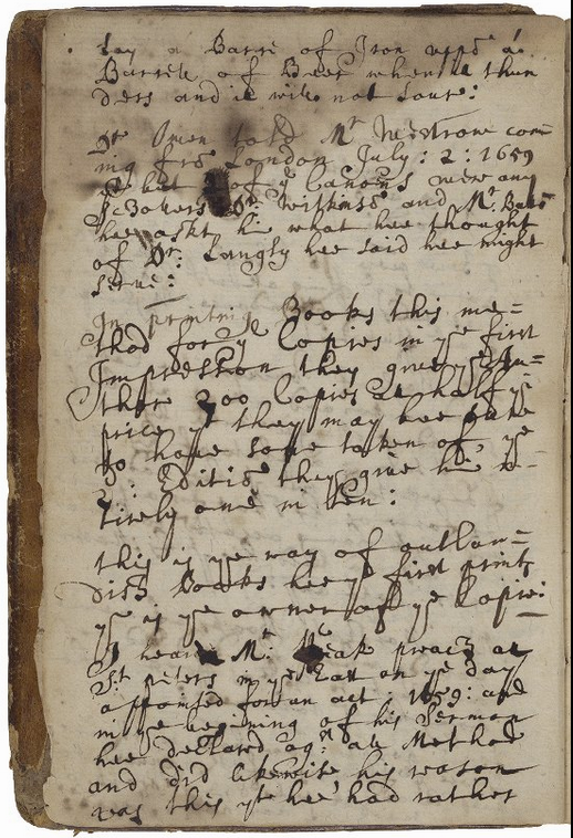 Folger MS V.a.299, fol. 4v (click on image to enlarge)