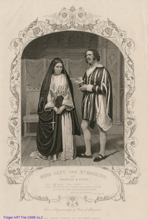 Realistic portrait of a man and woman in costume