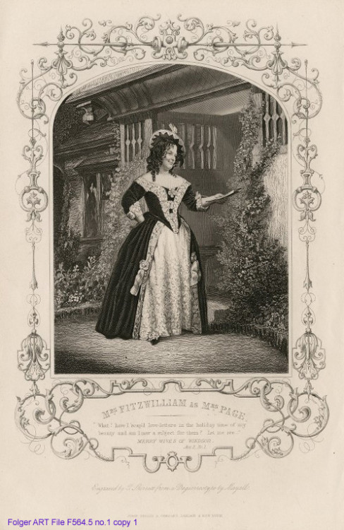 Realistic full length portrait of a woman in costume.