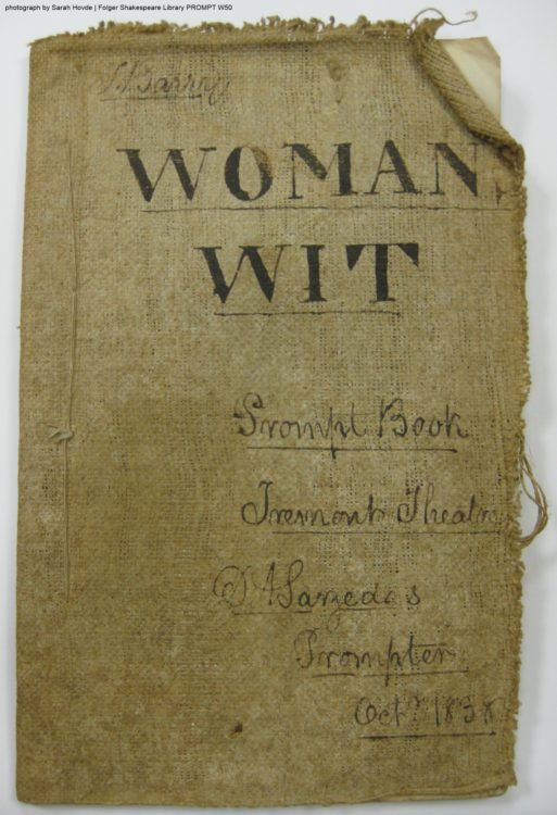 PROMPT W50 (front cover)